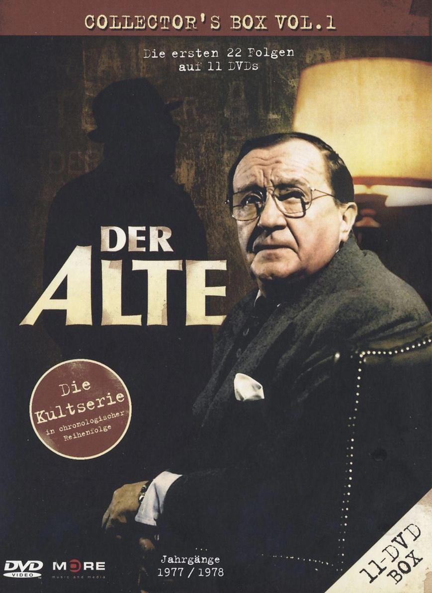 Der Alte - Collector´s Box Vol. 1 (Folge 01-22)