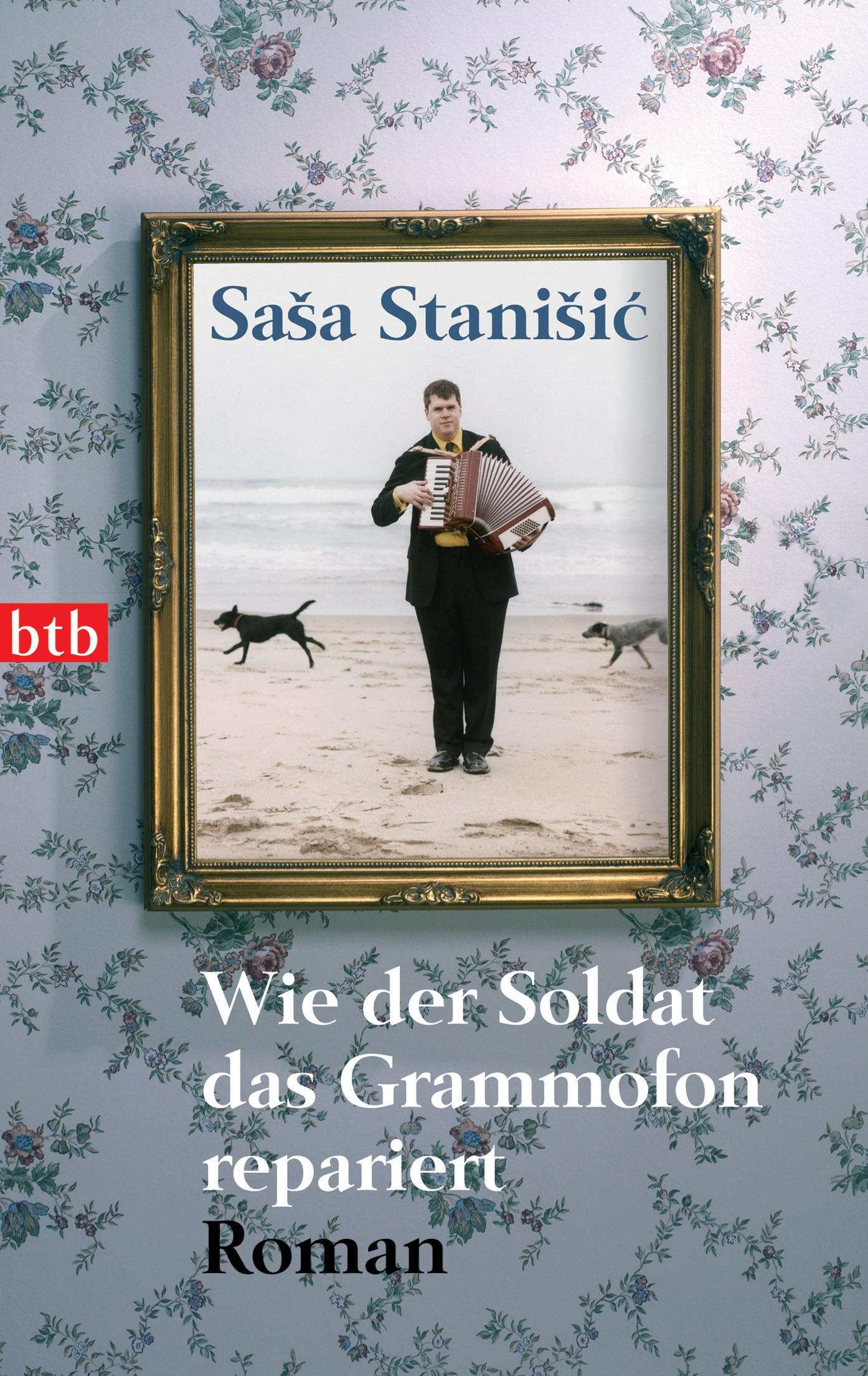 Wie der Soldat das Grammofon repariert - Saa Staniic