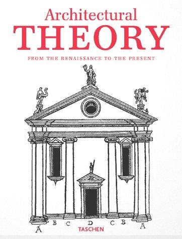 Architekturtheorie. Von der Renaissance bis zur...