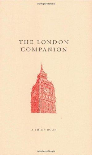 The London Companion (Companion (Robson Books))
