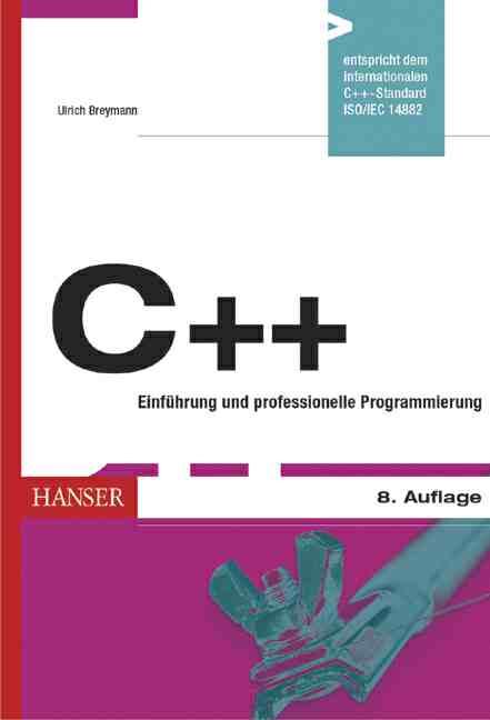 C++ Einführung und professionelle Programmierun...