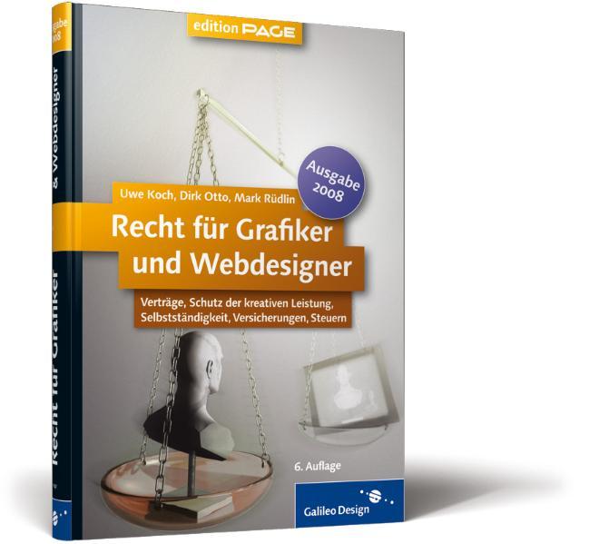 Recht für Grafiker und Webdesigner, Ausgabe 200...