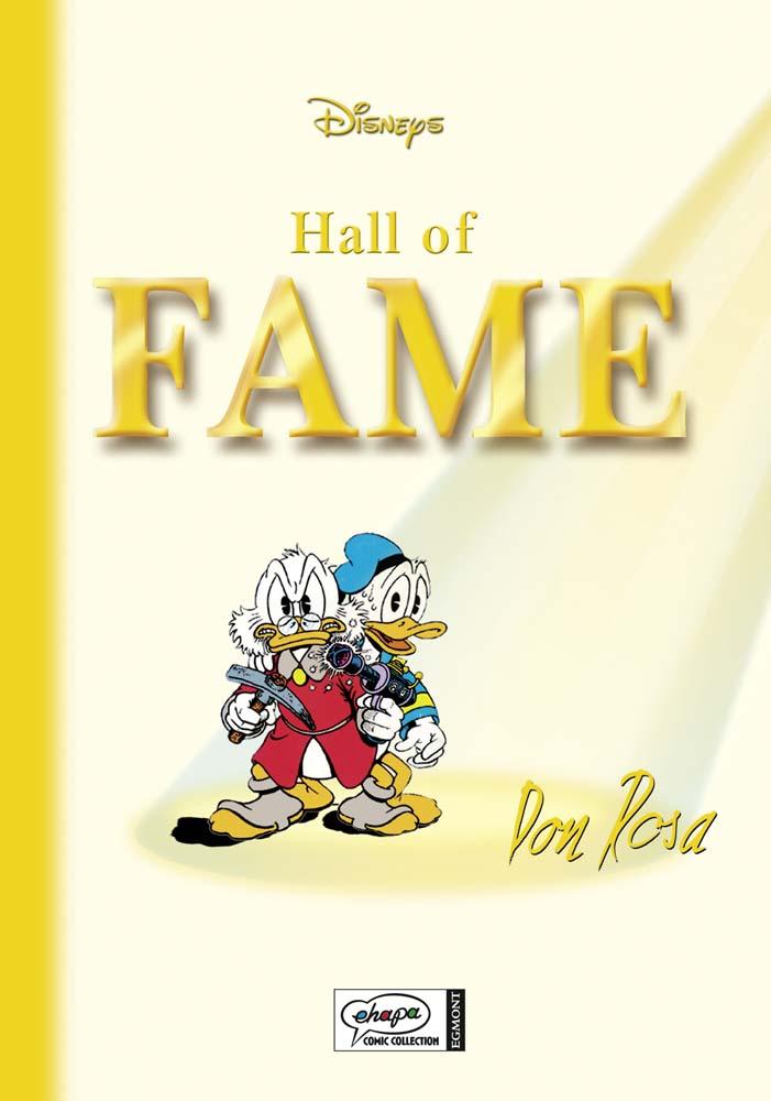 Hall of Fame 01: Don Rosa - Walt Disney