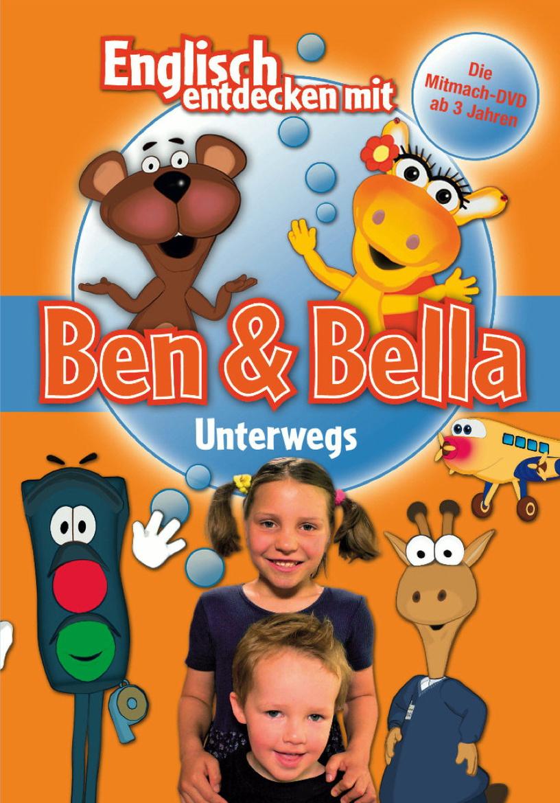 Englisch entdecken mit Ben & Bella: Unterwegs