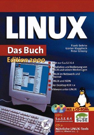 Das Buch - Linux Edition 2000 - Frank Gehrke