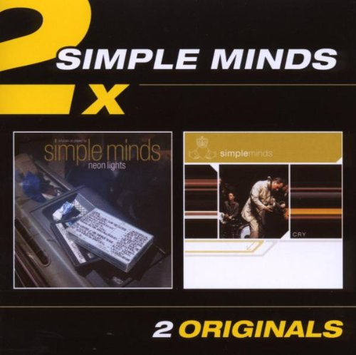 Simple Minds - Neon Light/Cry 2 in 1