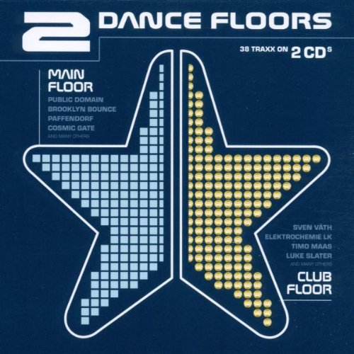 Various - 2 Dancefloors