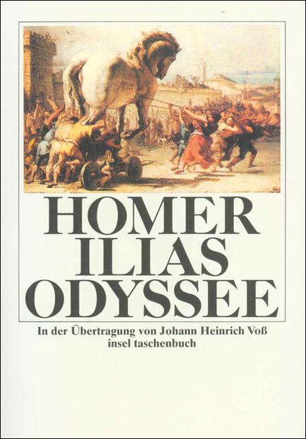 Ilias Odyssee - Homer