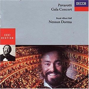 Pavarotti - Royal Albert Hall Gala Konzert
