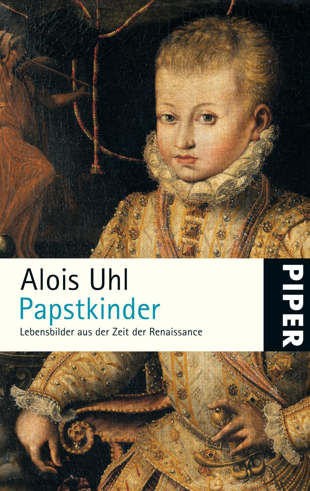 Papstkinder: Lebensbilder aus der Zeit der Rena...