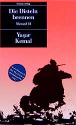 UT, Nr.12, Die Disteln brennen - Yasar Kemal