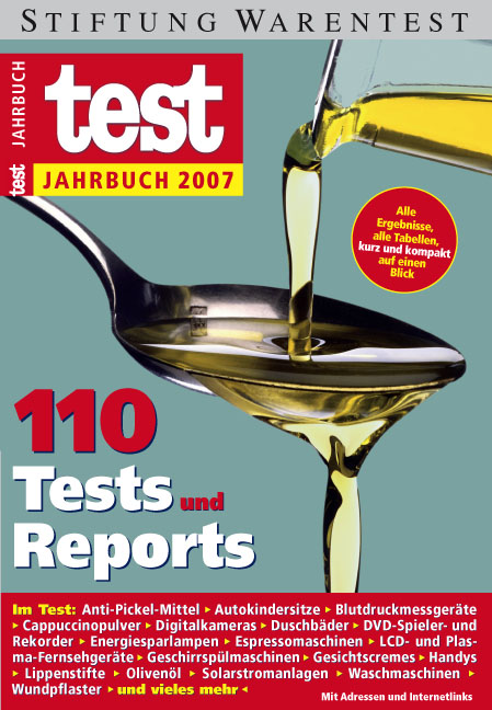 Test Jahrbuch für 2007
