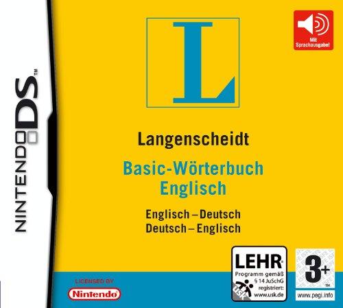 Basic-Wörterbuch Englisch Langenscheidt