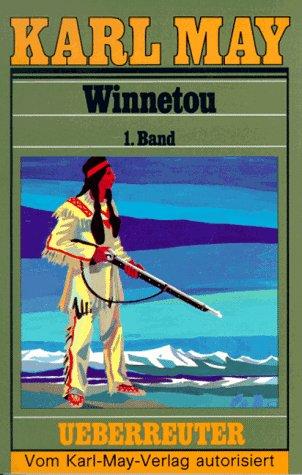 Karl May Taschenbücher - Band 7: Winnetou I - Karl May