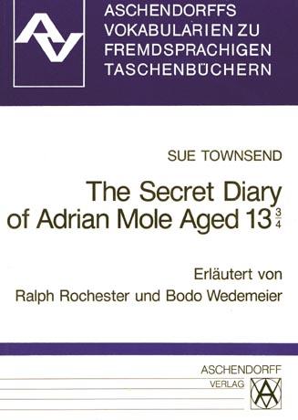 The Secret Diary of Adrian Mole Aged 13 3/4: Vokabularien - Sue Townsend