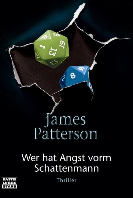 Wer hat Angst vorm Schattenmann - Ein Alex Cross-Roman - James Patterson