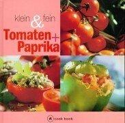 Tomaten und Paprika klein und fein. a cook book