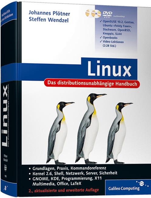 Linux: Das distributionsunabhängige Handbuch - ...