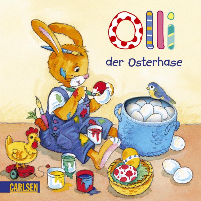 Olli, der Osterhase - Anna Taube