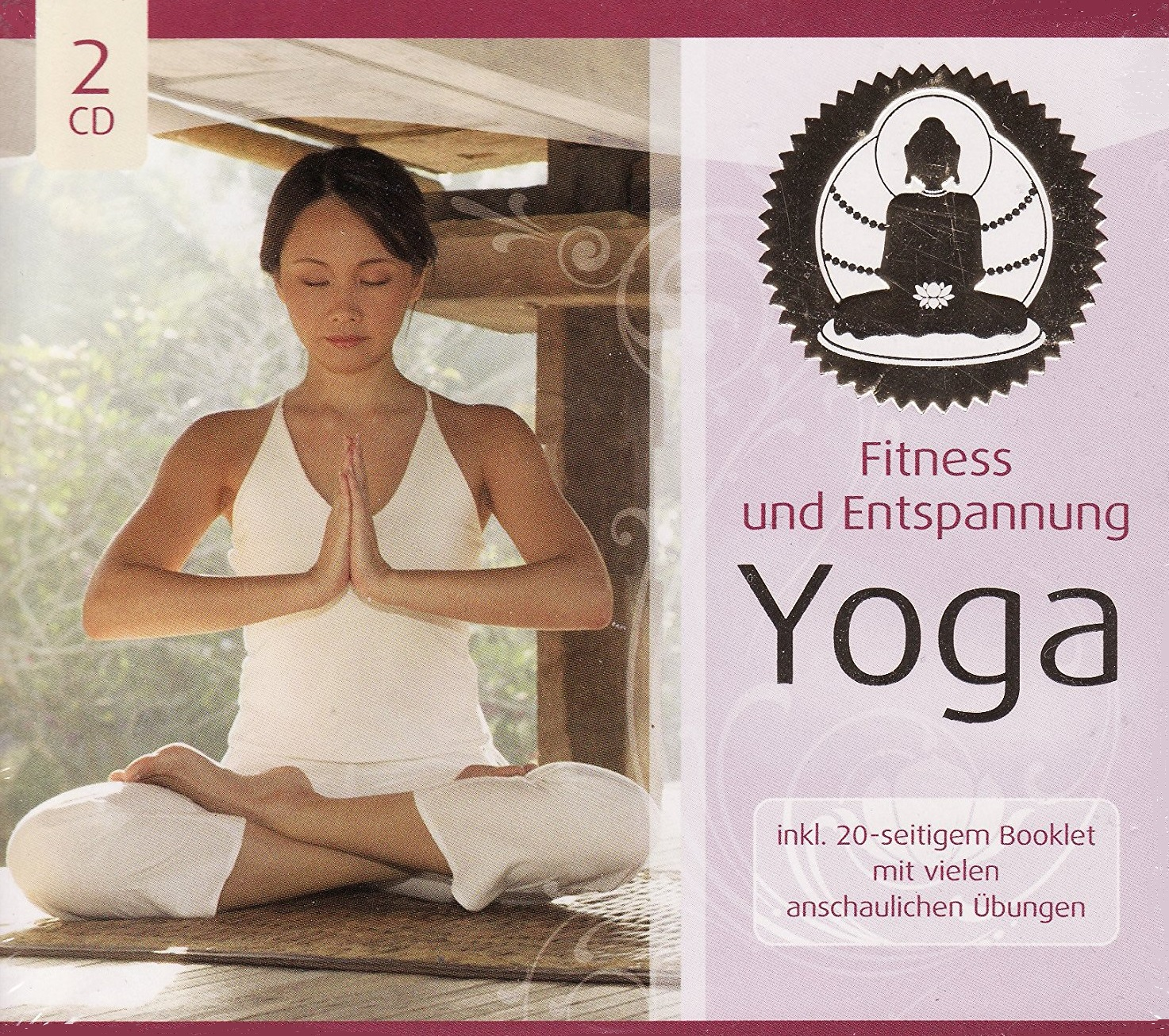 Doppel-CD * YOGA * Fitness und Entspannung * in...