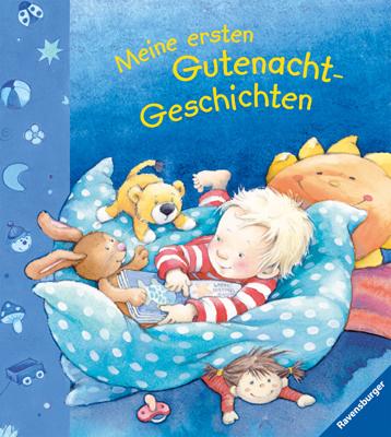 Meine ersten Gutenacht-Geschichten - Rosemarie Künzler-Behncke