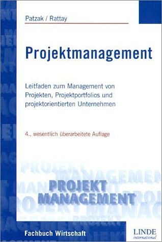 Projekt Management - Gerold Patzak