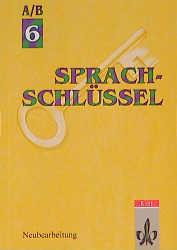 Sprachschlüssel A/B, Ausgabe für Hessen und Rhe...