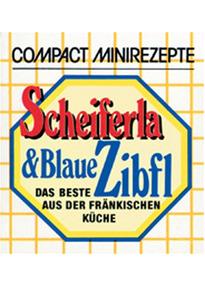 Compact Minirezepte Scheiferla Und Blaue Zibfl. Das Beste Aus Der  Fränkischen Küche   Rose Marie Donhauser