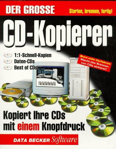 Der große PC- Kopierer: CD- ROM für Windows 95