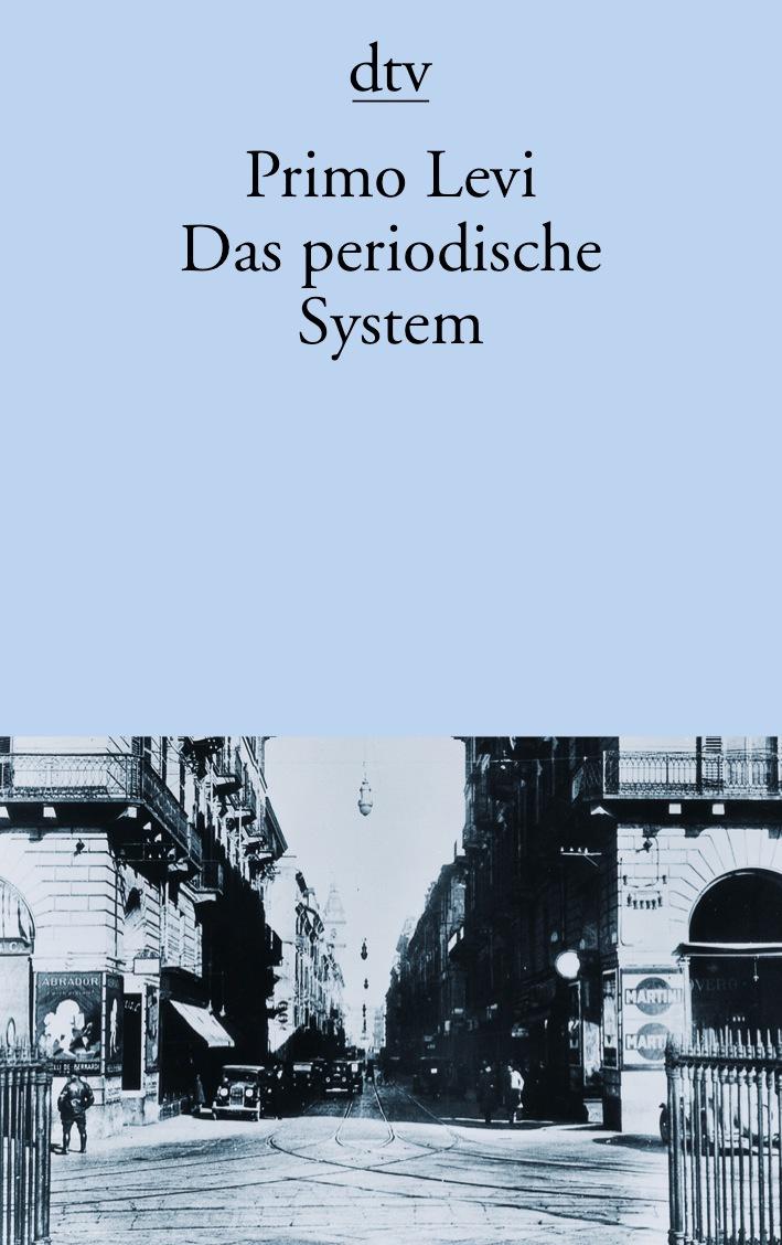 Das periodische System - Primo Levi