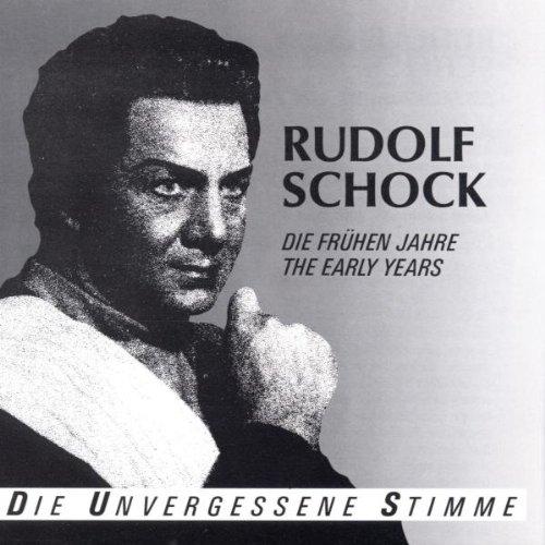 Rudolf Schock - Unvergess.Stimme/Schock