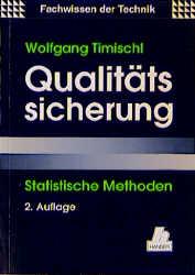 Qualitätssicherung. Statistische Methoden - Wol...