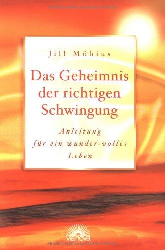 Das Geheimnis der richtigen Schwingung. Anleitung für ein wunder-volles Leben - Jill A. Möbius