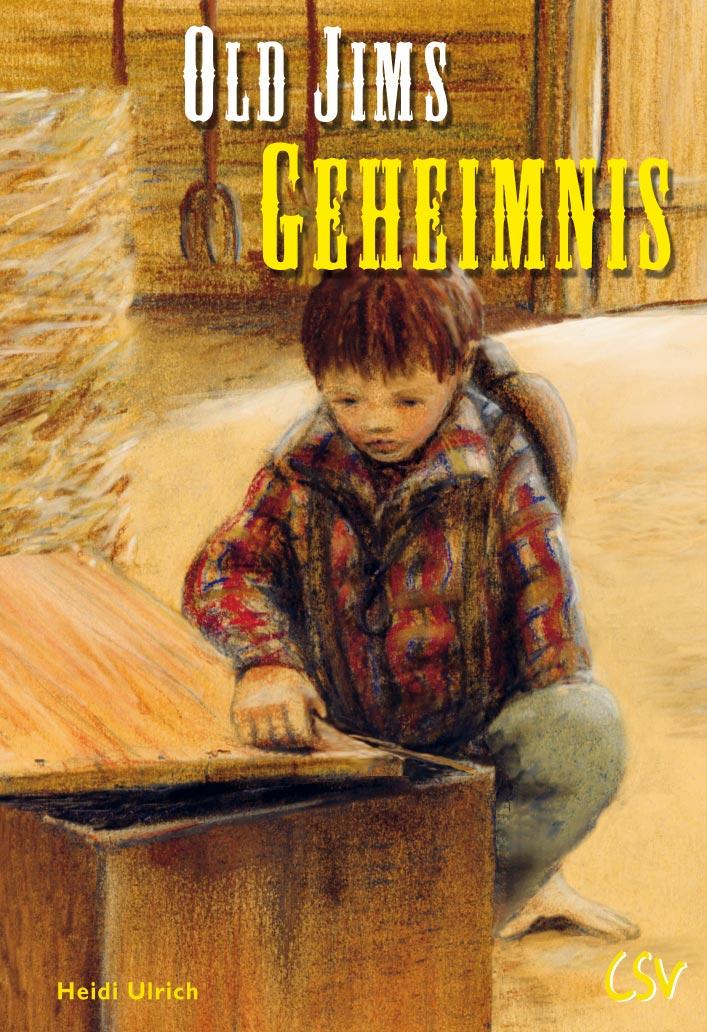 Old Jims Geheimnis - Heidi Ulrich