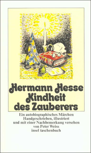 Kindheit des Zauberers - Hermann Hesse