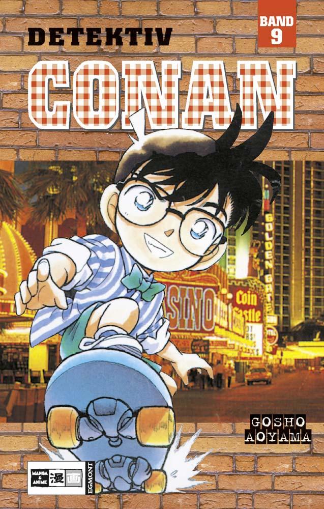 Detektiv Conan 9 - Gosho Aoyama