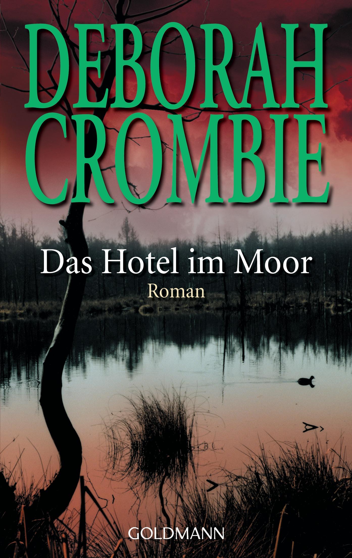 Das Hotel im Moor - Deborah Crombie