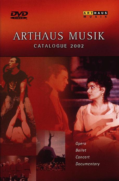 Arthaus Musik DVD-Sampler 2002