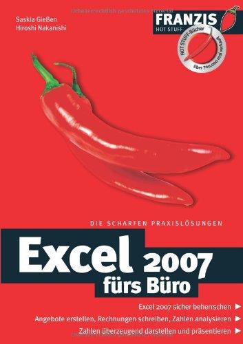 Excel 2007 fürs Büro - Saskia Gießen
