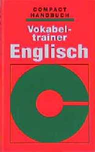 Compact Handbücher, Vokabeltrainer Englisch - C...