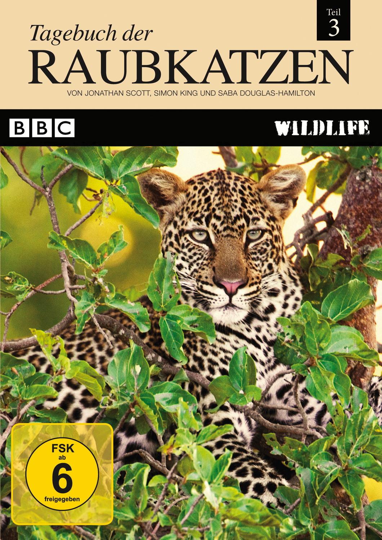 BBC Wildlife: Tagebuch der Raubkatzen (Teil 3)