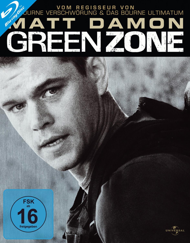 Green Zone [Steelbook]