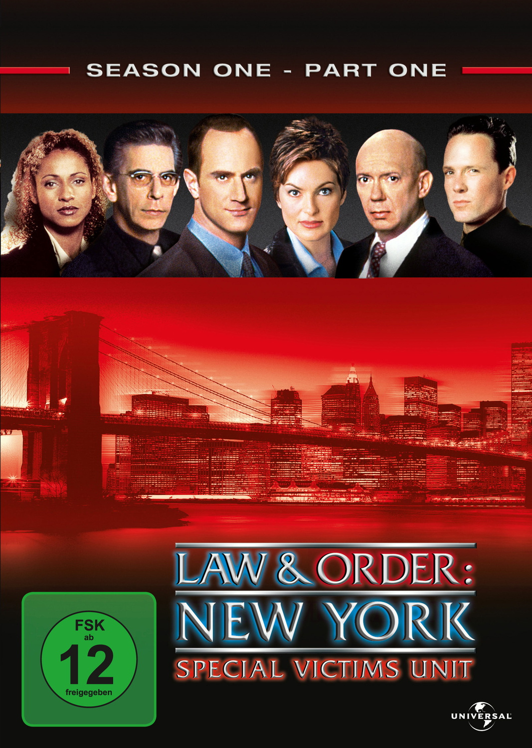 Law & Order: New York - Special Victims Unit 1.1