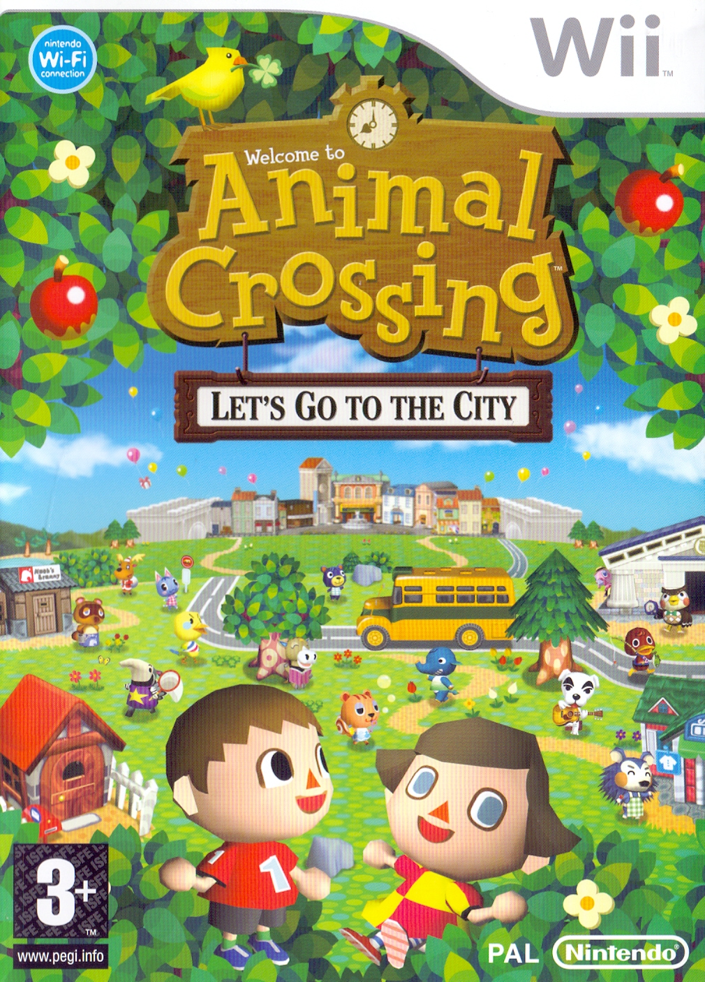 Animal Crossing: Let´s Go To The City [Internationale Version]