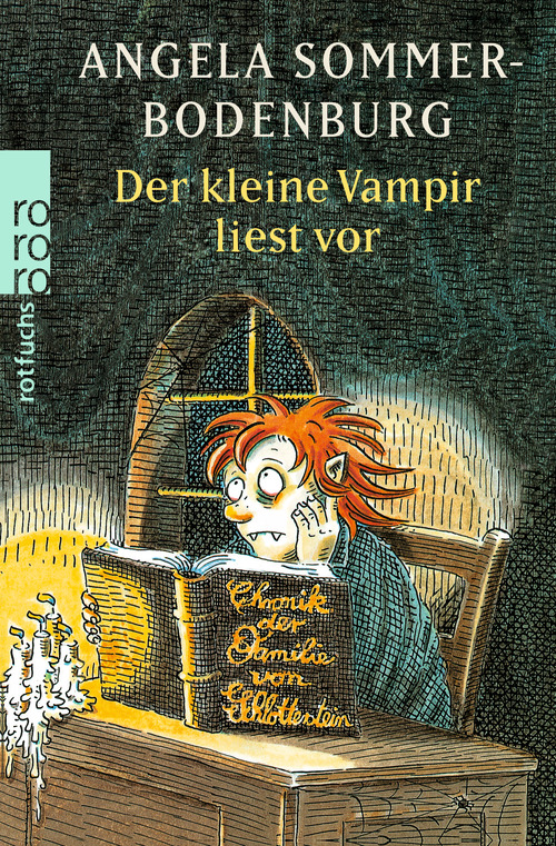 Der kleine Vampir liest vor (rotfuchs) - Angela Sommer-Bodenburg