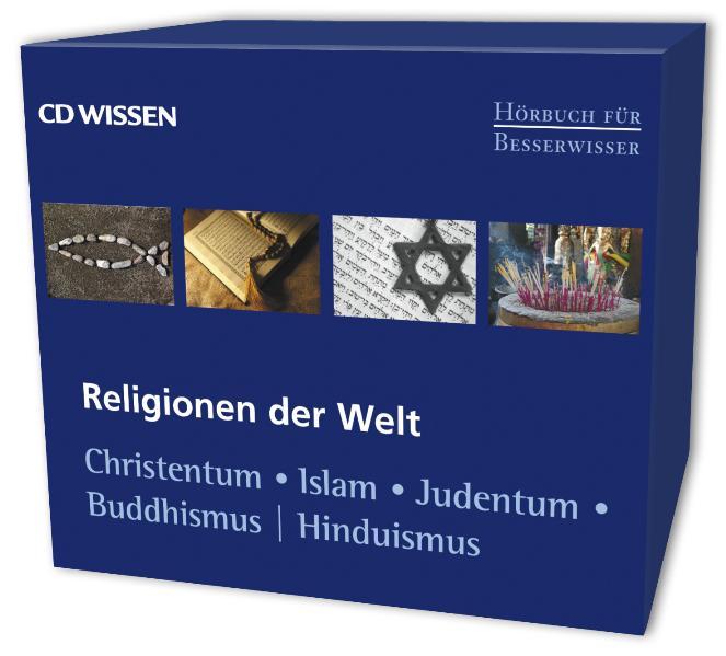 CD WISSEN - Hörbuch für Besserwisser: Religione...