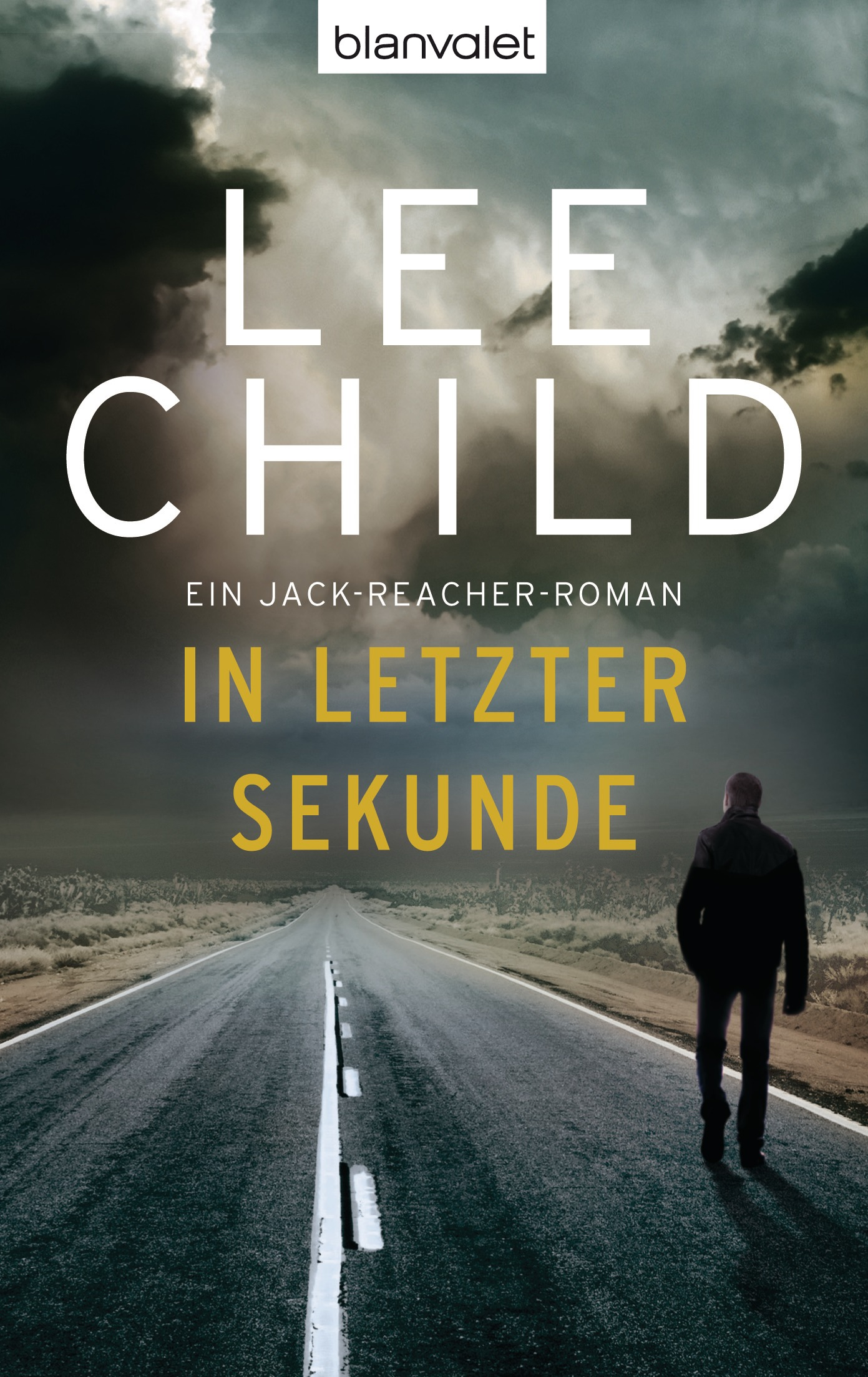 In letzter Sekunde: Ein Jack-Reacher-Roman - Lee Child