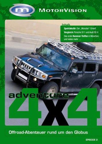 Motorvision: Adventure 4x4 Vol. 2 - Der Monster-Smart