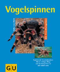 Vogelspinnen - Volker von Wirth