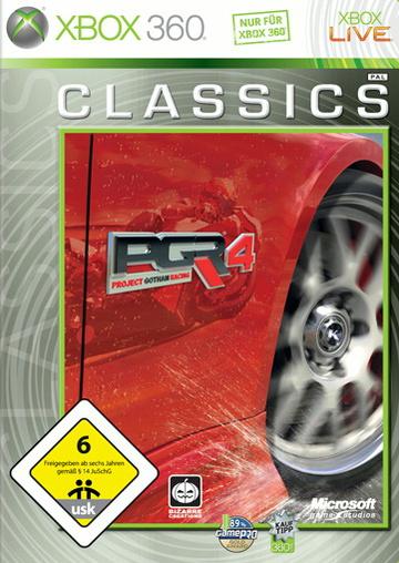 Project Gotham Racing 4 [Classics]